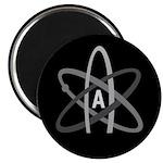 ATHEIST SYMBOL Magnet