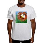 Bee Flower Light T-Shirt