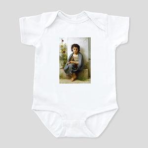 Little Knitter Infant Bodysuit