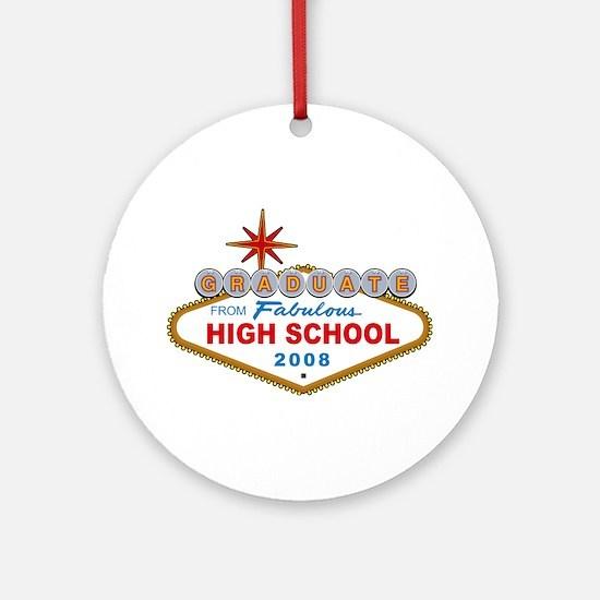 Graduate From Fabulous High School 2008 (Las Vegas
