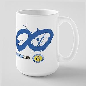 2008 Swimathon Large Mug