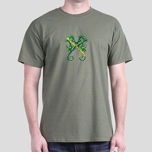 Nitrox Dive Seahorse Dark T-Shirt