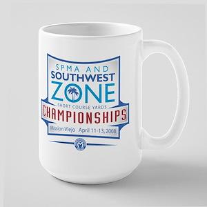 2008 SPMA ZONE SCY Large Mug