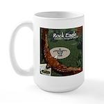 Rock Eagle Large Mug