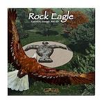 Rock Eagle Tile Coaster