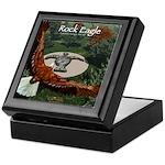 Rock Eagle Keepsake Box
