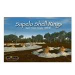 Sapelo Postcards (Package of 8)