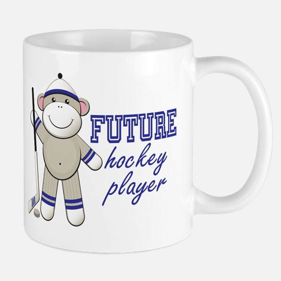 Future Hockey Player Mug