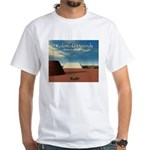 Kolomoki Mounds White T-Shirt