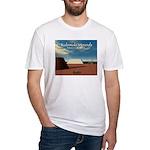 Kolomoki Mounds Fitted T-Shirt