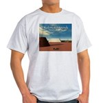 Kolomoki Mounds Ash Grey T-Shirt