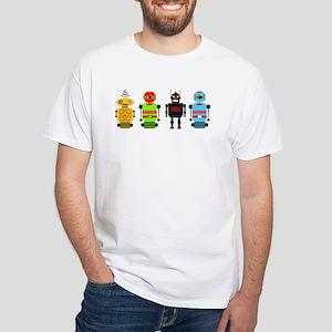 Robots Attack! T-Shirt