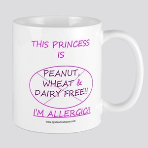 Peanut, Wheat & Dairy Free Pr Mug