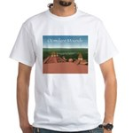 Ocmulgee Mounds White T-Shirt
