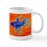 Ruby Blue Mug Mugs