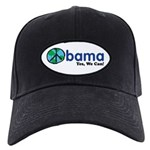 Obama Yes We Can Black Cap