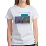 Bridgeport, California, Women's T-Shirt