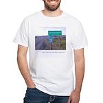 Bridgeport, California, White T-Shirt