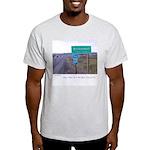 Bridgeport, California, Ash Grey T-Shirt
