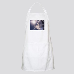 Cross in the Clouds  BBQ Apron
