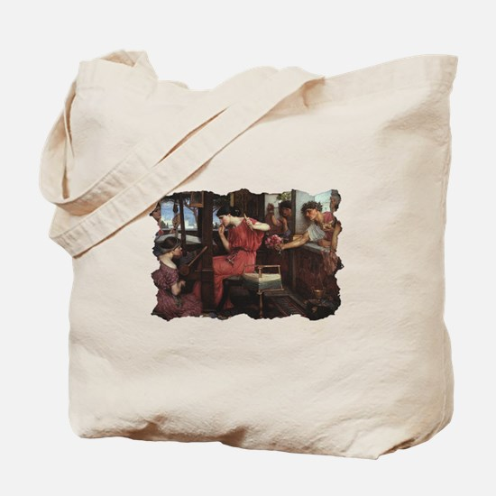 Penelope and Elaine Weaver's Tote