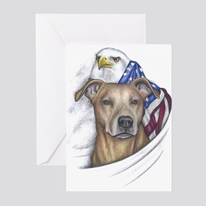 All American Greeting Cards (Pk of 10)