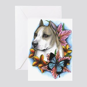 Flower Bully Greeting Cards (Pk of 10)