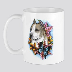 Flower Bully Mug