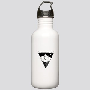 The mountains are call Stainless Water Bottle 1.0L