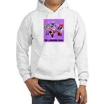 Laughing Dogs Hooded Sweatshirt