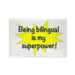 bilingual superpower Magnets