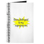 bilingual superpower Journal