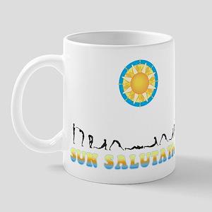 Sun Salutation Mug