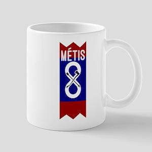 Métis Flag and Sash Mugs