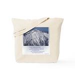 Mt. Baldy, California, Tote Bag