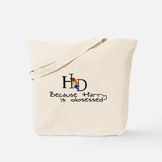 Harry/Draco Tote Bag