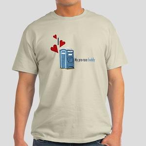 I Heart Porta-Potty Light T-Shirt
