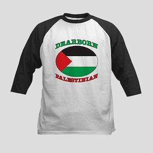 Dearborn Palestinian Kids Baseball Jersey