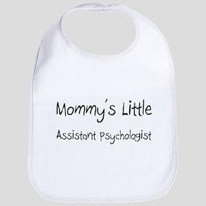 Mommy's Little Assistant Psychologist Bib