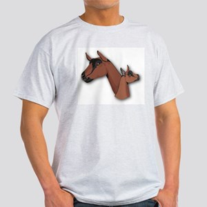 Oberhasli Goat Light T-Shirt