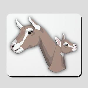 Toggenburg Goat Mousepad
