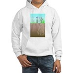 Prairie Plants Hooded Sweatshirt