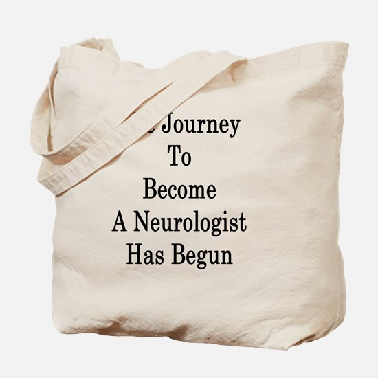 Cute Neurologist Tote Bag