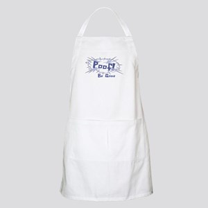 Poof, Be Gone BBQ Apron