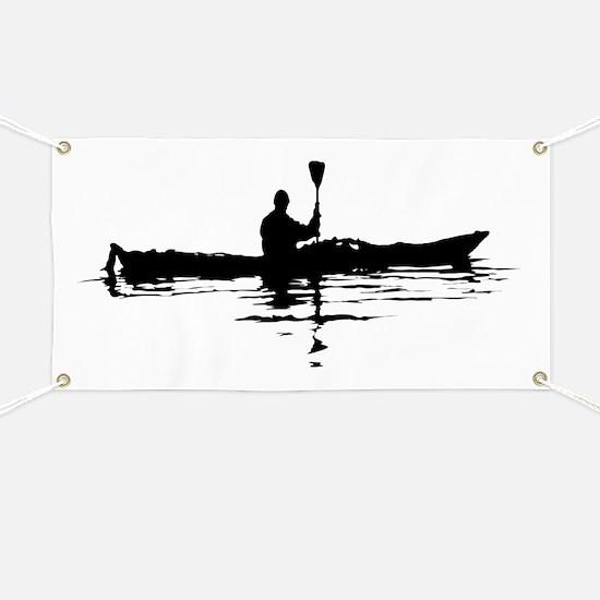 Kayaking Banner