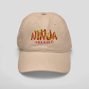 Dragon Ninja Cellist Cap