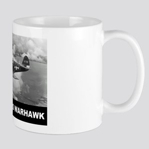 P-40 Curtiss Warhawk Mug