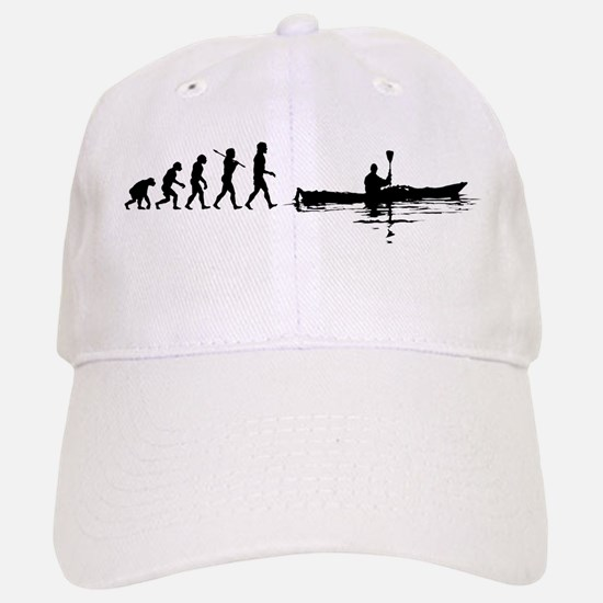 Kayaking Baseball Baseball Cap