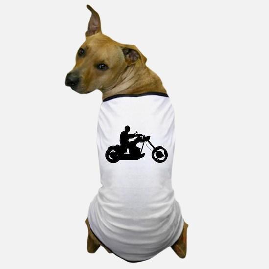 Bike Rider Dog T-Shirt