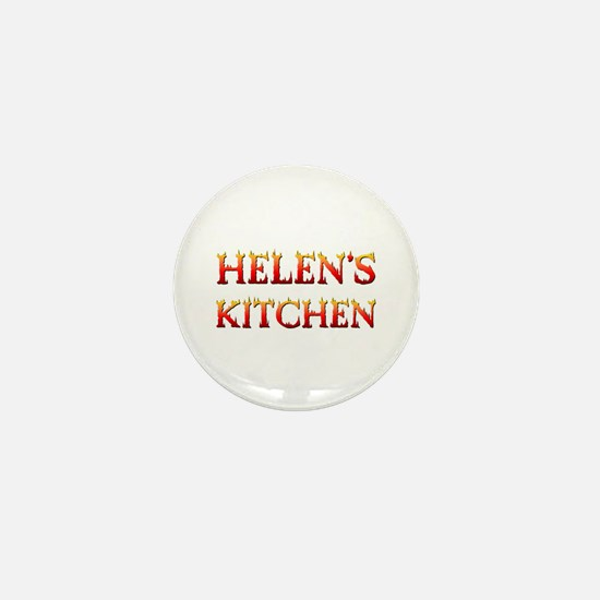 HELEN'S KITCHEN Mini Button